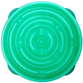 Outward Hound Fun Feeder turquoise ( groot)