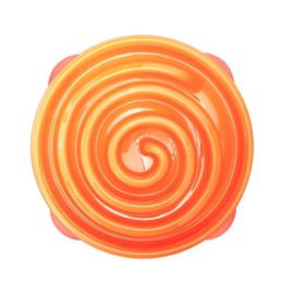 Outward Hound Fun Feeder Oranje ( groot)