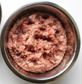 Kivo Compleet Vis en Kip (500 grams rol)