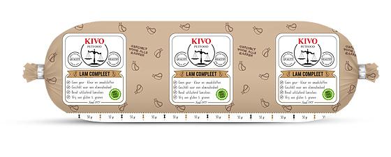 Kivo Compleet Lam (500 gram)