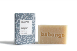 5 x Babongo Shaving soap Eucalyptus