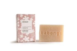 Babongo shampoo bar Geranium