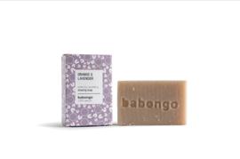 Babongo Shaving soap Orange & Lavender