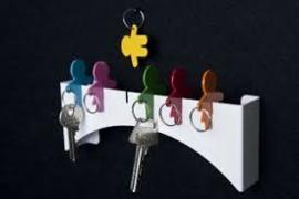 SPEEDTSBERG SLEUTELHOUDER | Multi Color