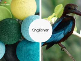HAPPYLIGHTS FAVORIET| Kingfisher