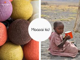 HAPPYLIGHTS FAVORIET| Masaai Kid
