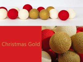 FAVORIET | Christmas gold