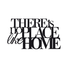 RÄDER AT HOME WANDSTICKER | There is no place like home
