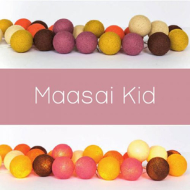 HAPPYLIGHTS FAVORIET| Masaai Kid