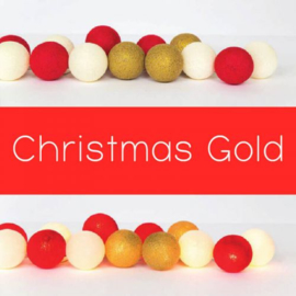 HAPPYLIGHTS FAVORIET | Christmas gold