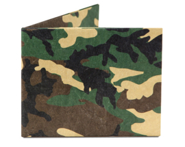 MIGHTY WALLET| Camo
