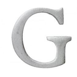 RÄDER ALUMIUM LETTER | G