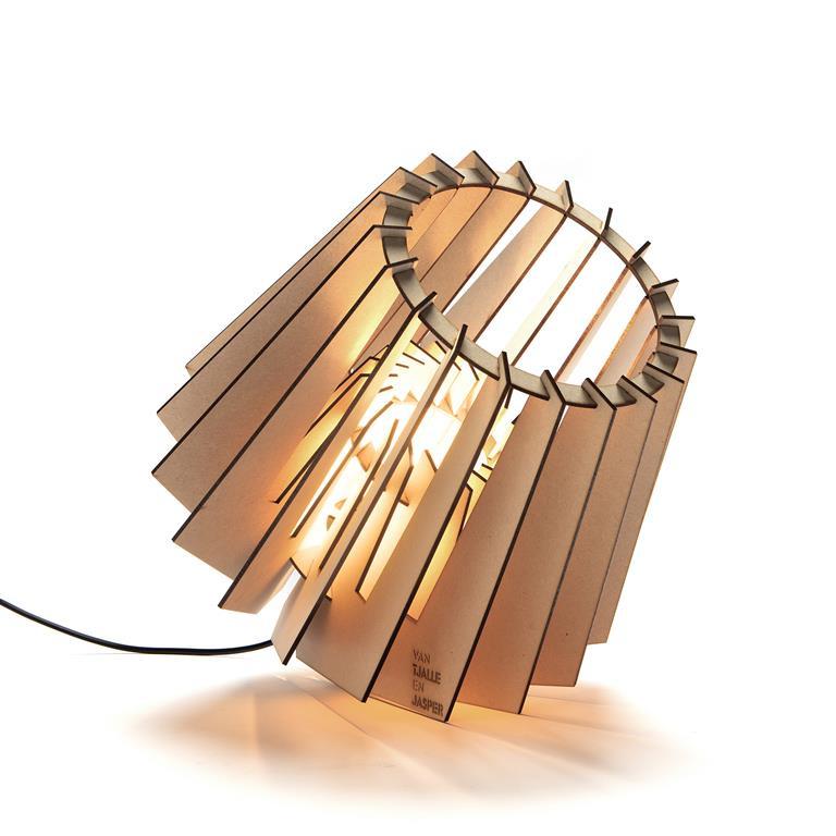 VAN TJALLE EN JASPER LAMP| Spot-Nik