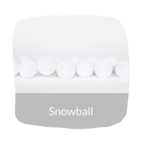 HAPPYLIGHTS FAVORIET  Snowball