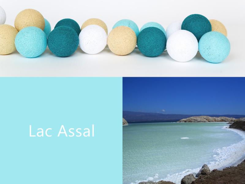 Favoriet Lac Assal