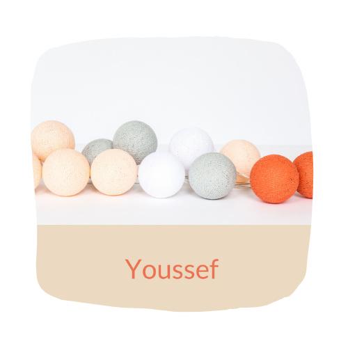 HAPPYLIGHTS FAVORIET|Youssef
