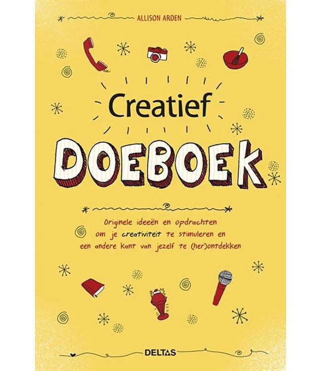 DOEBOEK   Creatief doeboek