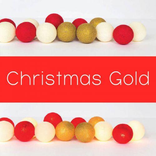 HAPPYLIGHTS FAVORIET   Christmas gold