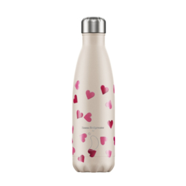 Chilly's Bottle 500 ml HEARTS - Emma Bridgewater
