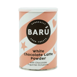 BARU  WHITE Chocolate Latte Powder