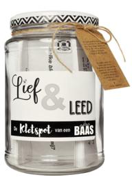 Kletspot Lief & Leed