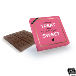 CHOCOLADE: A Little treat for someone sweet
