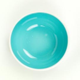 Tapas bowl Cosy wit - blauw