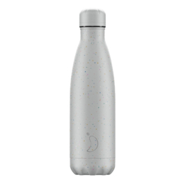 Chilly's Bottle 500ML SPECKLE GRIJS