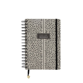 Bastion Collections A5 Notebook PANTER PRINT