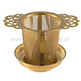 "Theezeef Ornament ""GOLD"""