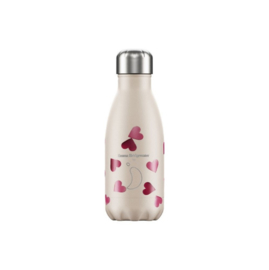 Chilly's Bottle 260 ml - HEARTS - Emma Bridgewater