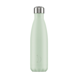 Chilly's Bottle 500 ML BLUSH GREEN