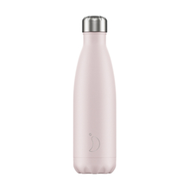 Chilly's Bottle 500 ML BLUSH BABY PINK