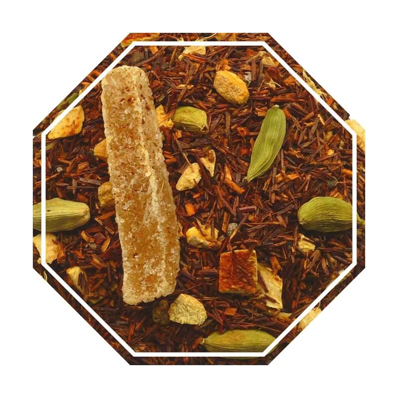 Rooibos Sinaasappel Chai