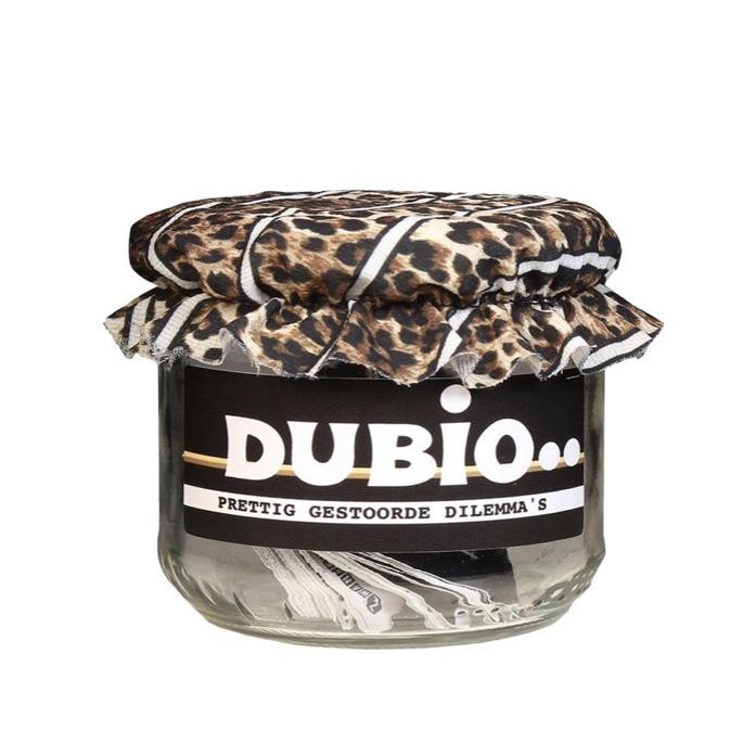 Kletspotje DUBIO..