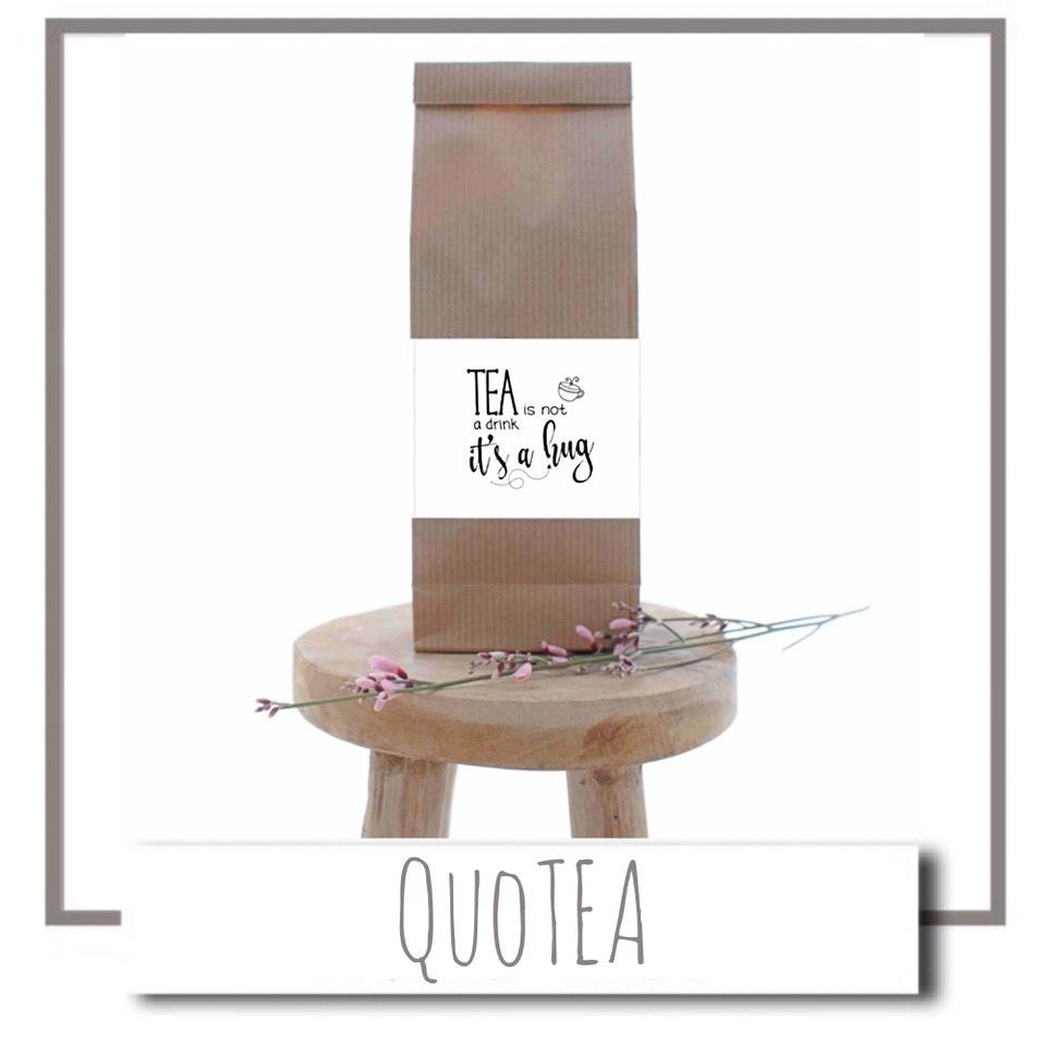 Theecadeau - losse thee als cadeau