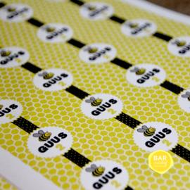 Stickers Bij