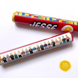 Wikkel snoeprol Lego