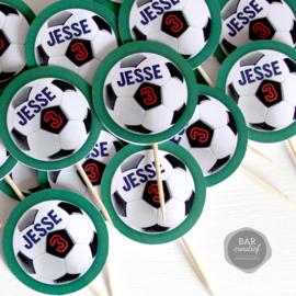 Traktatieprikkertjes Voetbal