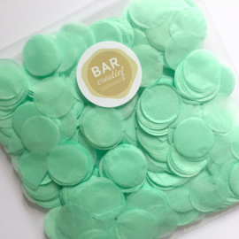 Confetti mint