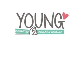 Bedrijfslogo Young creatief