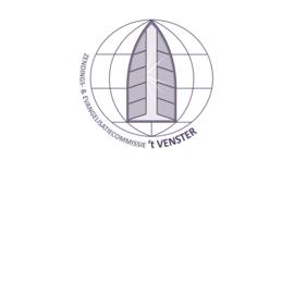 Logo zendingscommissie 't Venster