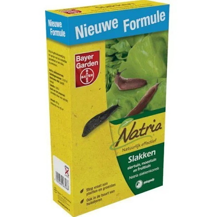 Natria Slakkenkorrels 500 gram