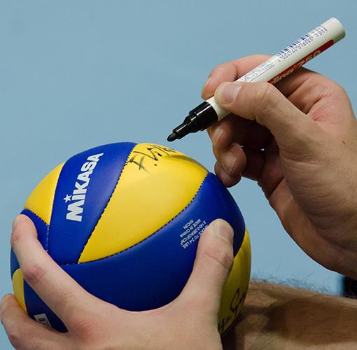 MVA 1,5 mini volleybal