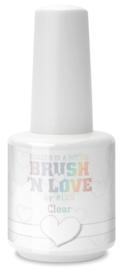 Brush 'n Love by #LVS Clear 15ml