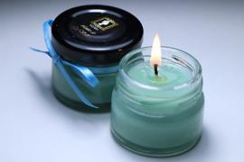 Luise De La Vallière Spa Candle Blue