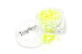 Romantic GlitZ Yellow