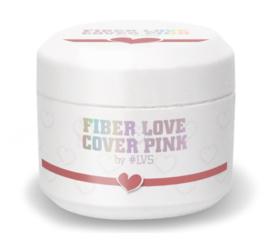 Fiber Love Cover Pink