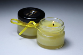 Madame De Maintespan Spa Candle Yellow