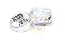 Magic Flakes Blue/Purple
